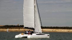Rapier 400 : In Open and Sport mode!