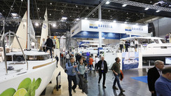 Multihull fans, get along to Boot, the Düsseldorf Boat Show