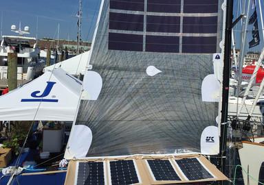 Photovoltaic Cloth