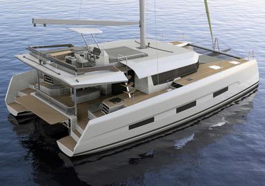 Dufour launches into catamarans
