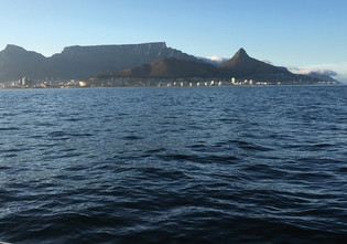 Bluenote: Hell, or the weather in Cape Town