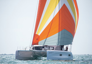 From racing to cruising: the innovations which have changed our daily life aboard a catamaran