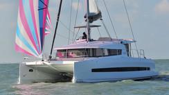 BALI 4.1: A smart, evolving  catamaran.