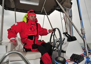 On test: Helly Hansen Aegir Ocean Survival Suit