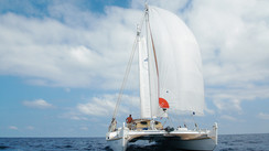 A catamaran for €100,000: yes it's possible!