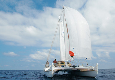 A boat for less than €100,000 for sailing around the world… Of course it's possible!