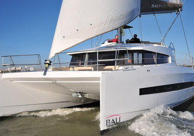 Are you looking for a 40-foot catamaran for long-term cruising? Here is our selection for 2018