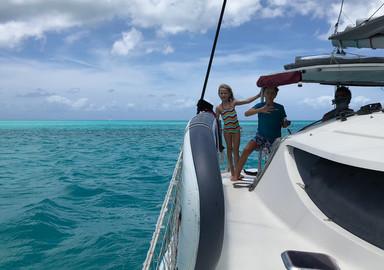 Ti-Cata: Heading For Antigua