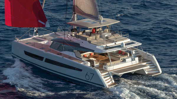 2019 BUYERS' GUIDE : 50 to 70 Feet Multihulls - Buyer's guide