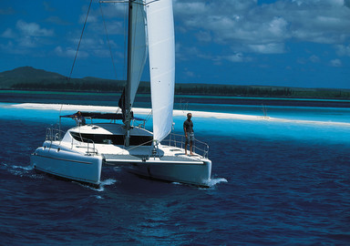 15 of our favorite 35 to 45-foot catamarans