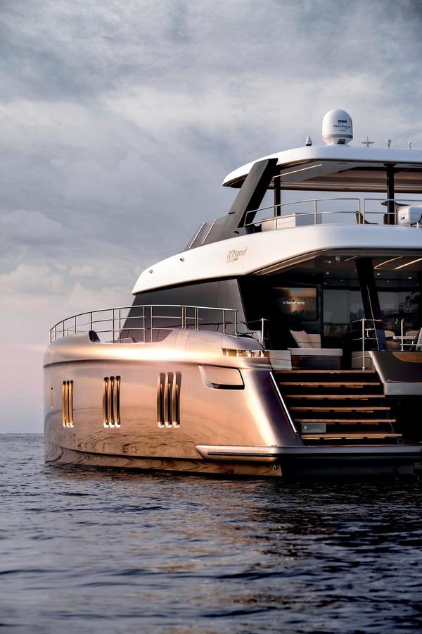 Boat Review By Multihulls World Of Catamaran 80 Sunreef Power Multihulls World