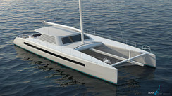 Two Oceans HPC82 (High Performance Catamaran)