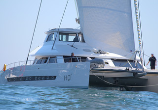 Open Ocean 750 Luxury Sailing Catamaran