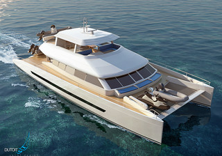 Open Ocean 850 Luxury Expedition Catamaran