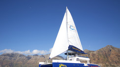 Two Oceans 690 Day Charter Sailing Catamaran