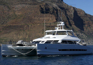 Open Ocean 750 Luxury Expedition Catamaran