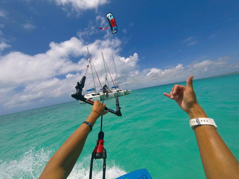 Charter West Indies