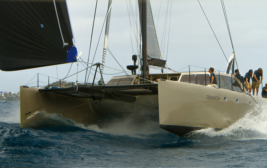 Catamaran Gunboat 62