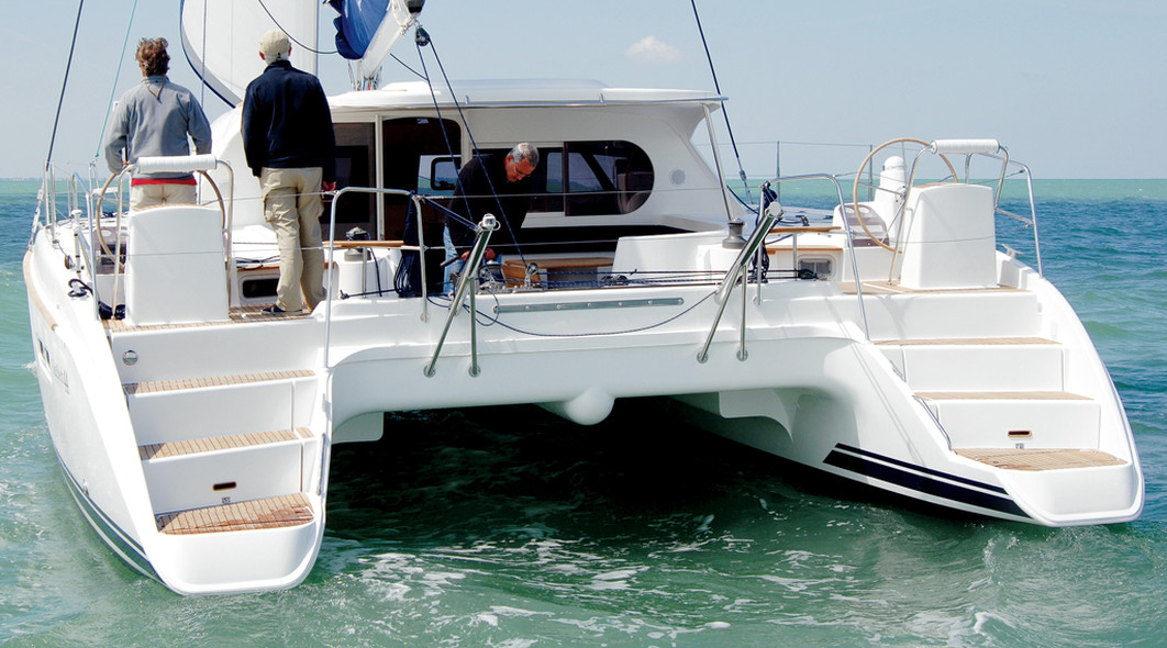 Nautitech 44 catamaran review