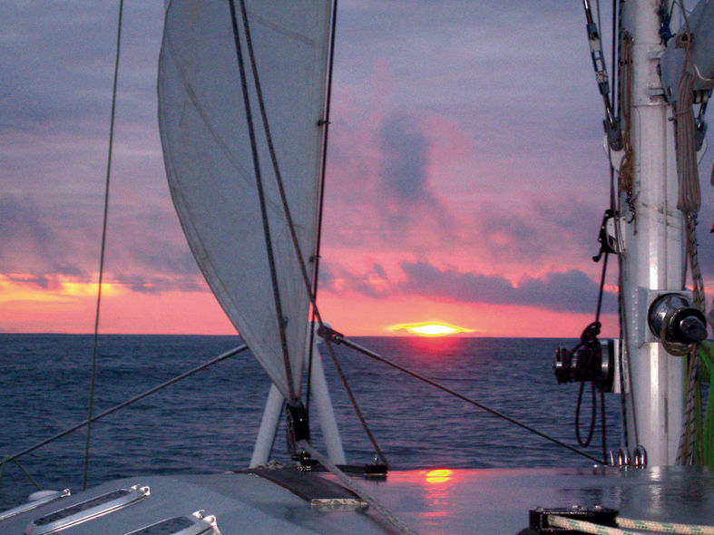 Atlantic crossing à la carte