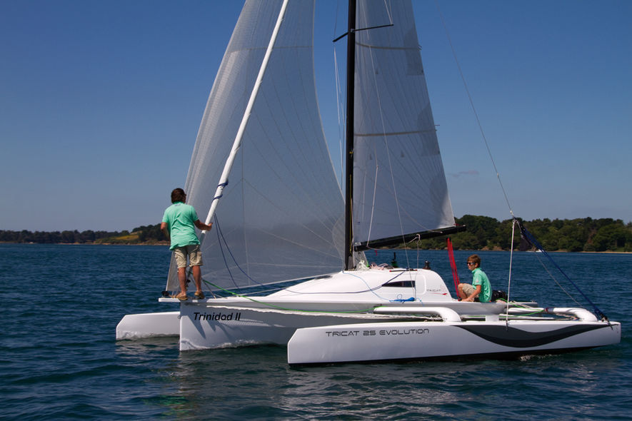 2015 Multihull buyer's guide : Day-boats
