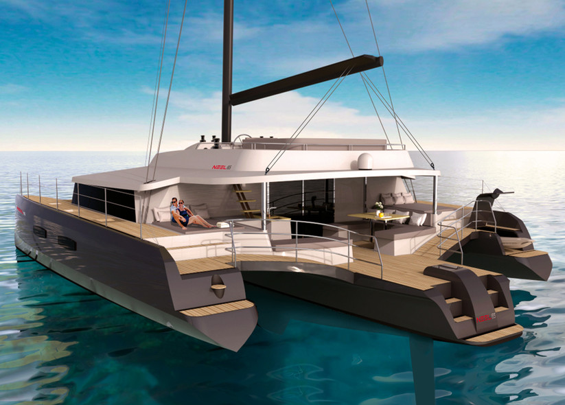 2015 Multihull buyer's guide : More than 60 feet