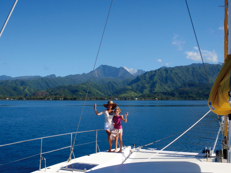 Chronicle around the world : Tahiti et Moorea