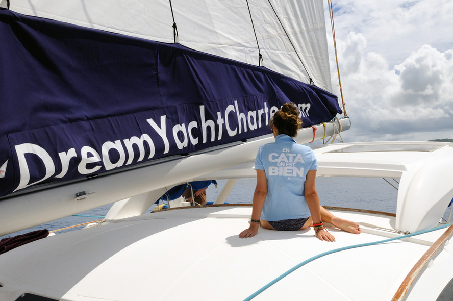 Co-ownership or charter to buy your catamaran ?