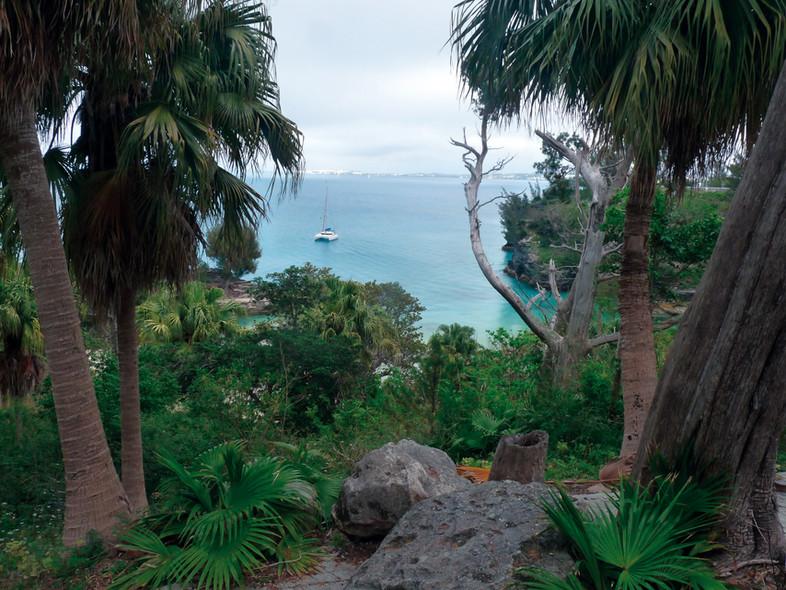 The islands of Bermuda