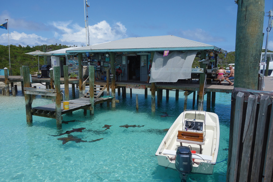 Destination Bahamas catamaran cruising
