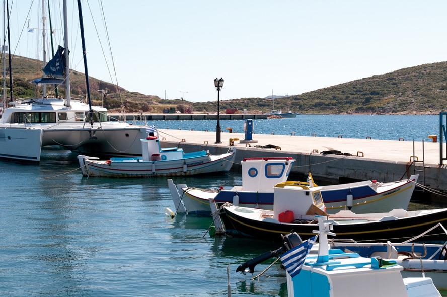 Greece - Dodecanese cruising