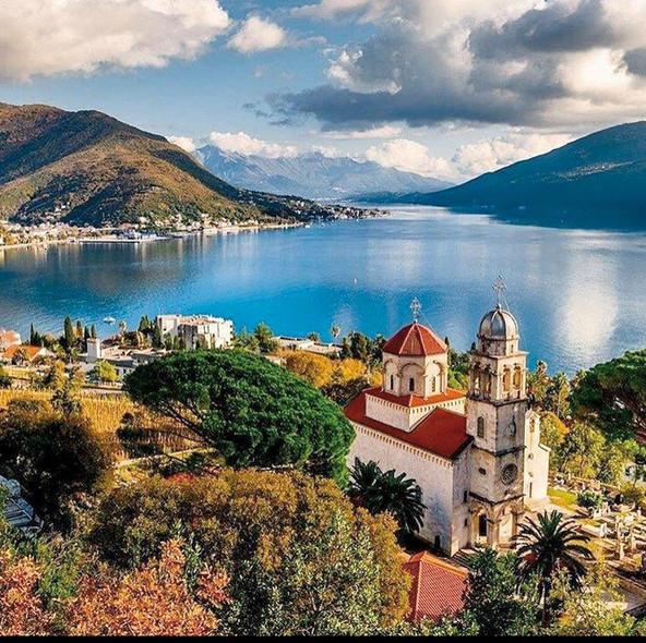 Montenegro cruising