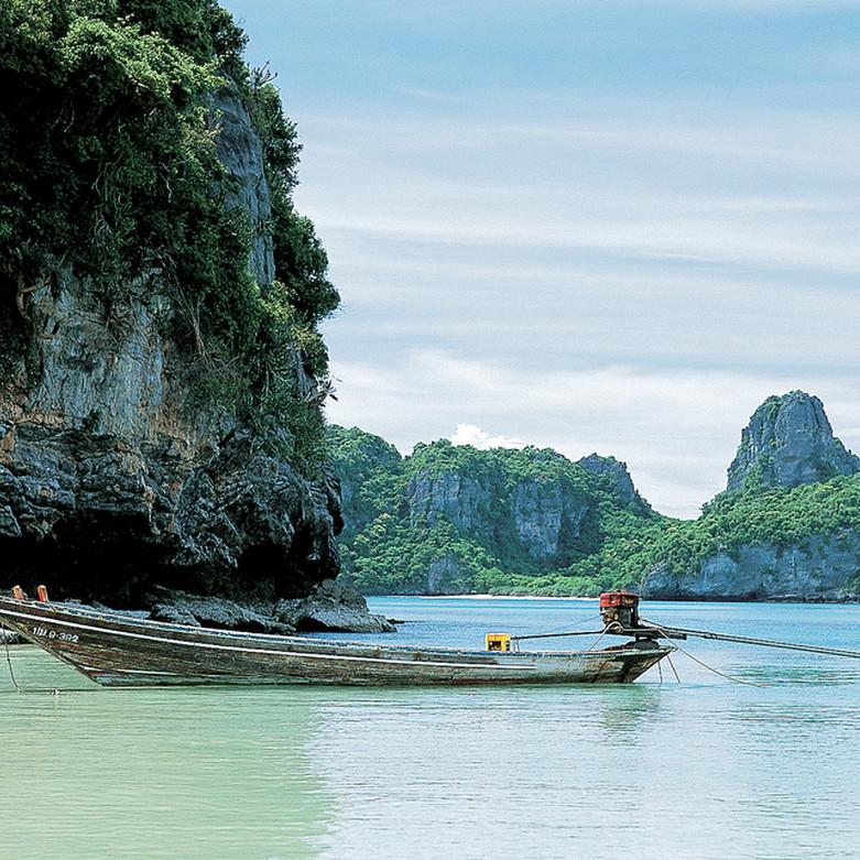 Destination Phuket -  Thaind cruising