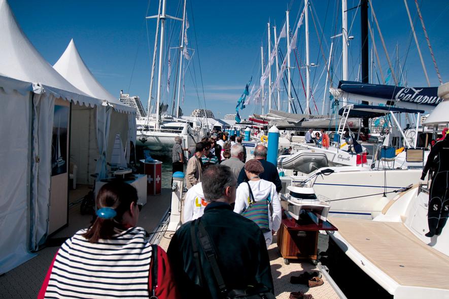International Multihull boat show 2016 edition