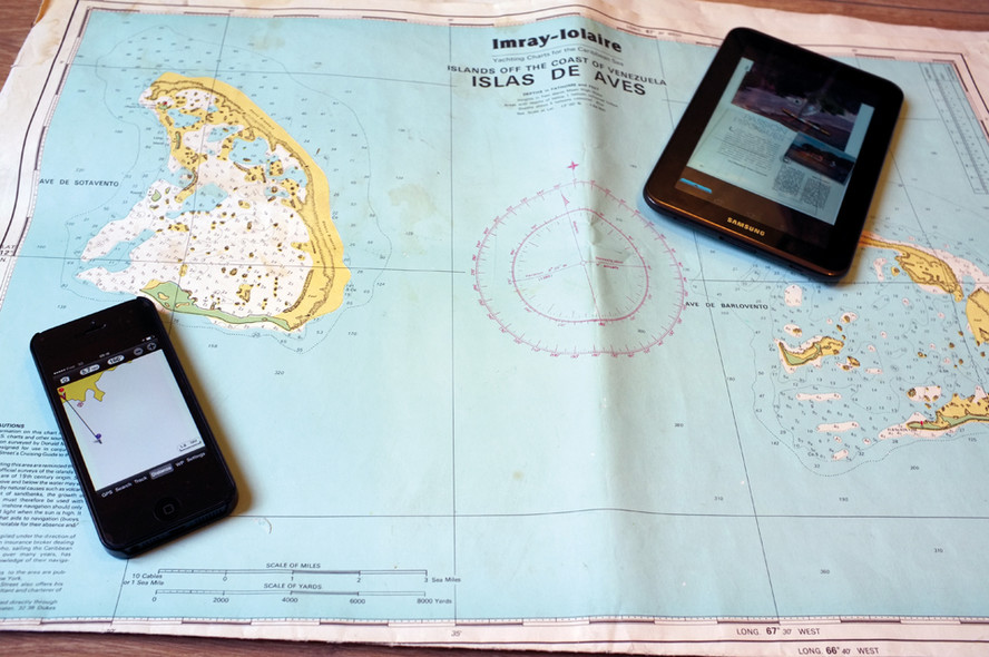 Internet aboard your multihull
