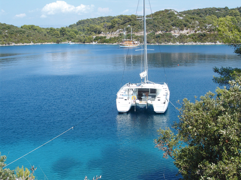Find your itineraries - catamaran charter Mediterranean