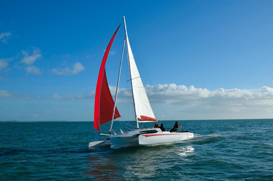 New multihulls - Fall boat shows 2014 edition
