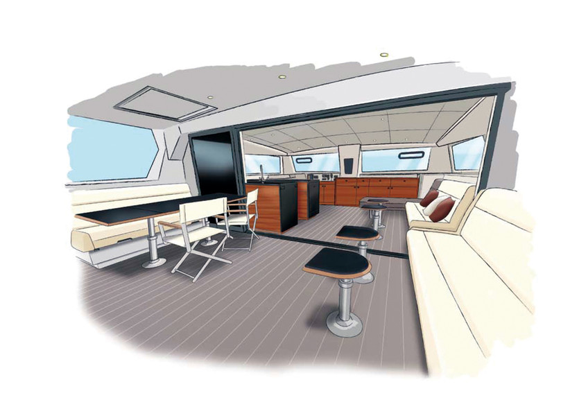 Paris Boat Show - from 50 to 60 feet