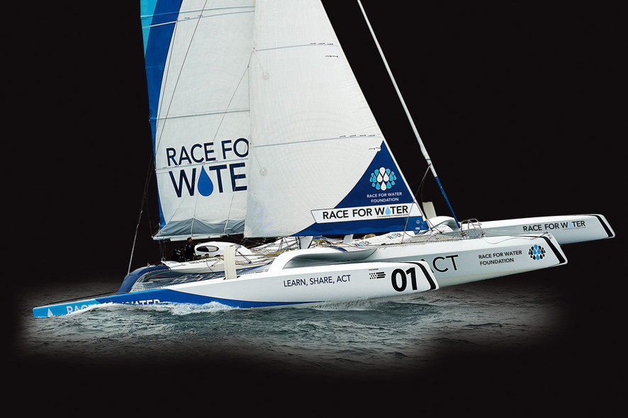 Race for water Odyssey - mod 70