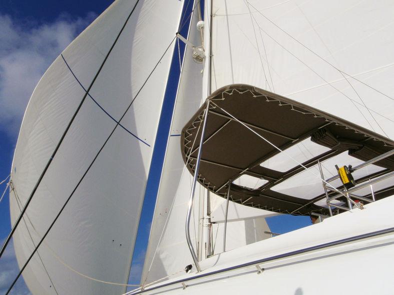 Staysails