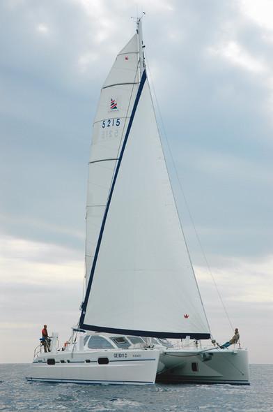 Test Catana 52 Ocean Class