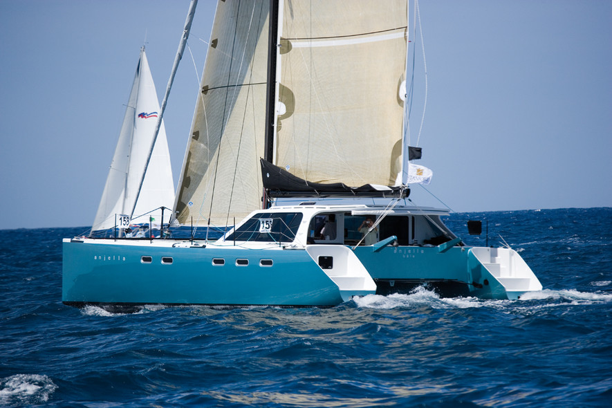 Test Gunboat 48
