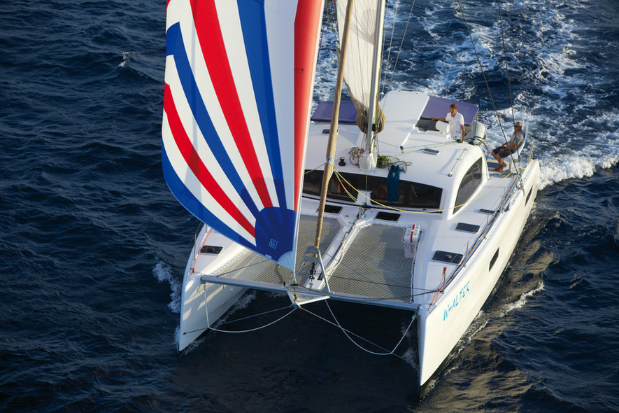 Test Outremer 45