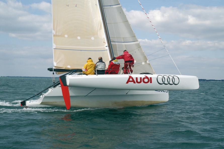 Test Seacart 30