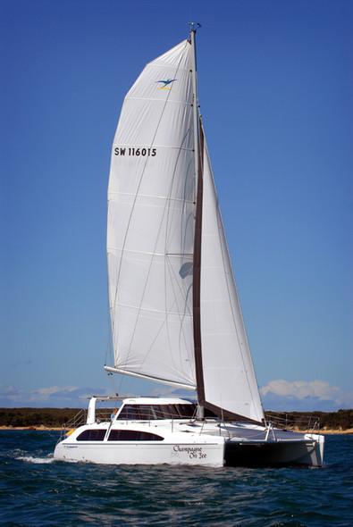 Test Seawind 1160