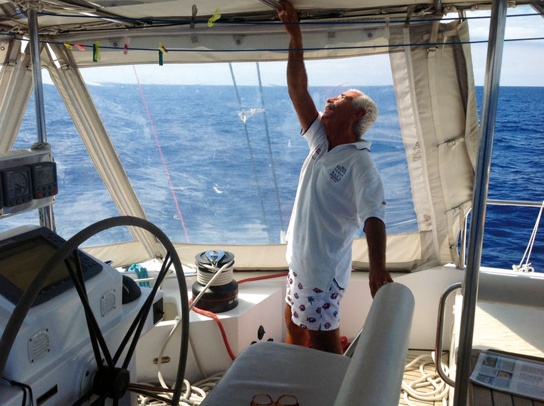 transat : an exhilarating time