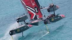 America's Cup: The 35th goes to the New Zealanders