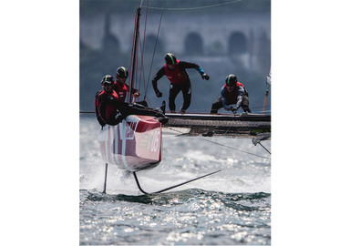 Photo : Pedro Martinez/GC32 World Championship