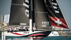 ExtremeSailingSeries, the fight continues