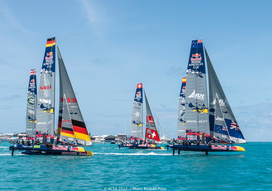 America's Cup: youngsters and news!
